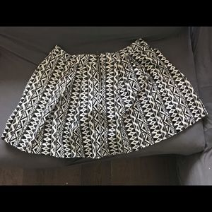 Forever 21 Skirts - Box pleat mini skirt